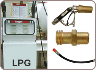 LPG Gas Hoses and Fittings OMVL - Alternate Solutions Group